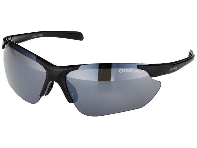 Alpina Jalix Cykelbriller sort